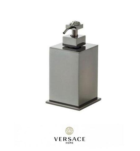 Porta Sapone Liquido Da Appoggio Serie Unique Versace