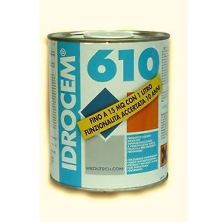 IDROCEM 610 DA 1 L
