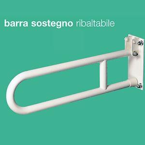 BARRA D'APPOGGIO RIBALTABILE CM 85 MI.TO