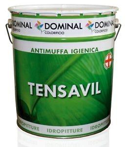 PITTURA TENSAVIL TRASPIRANTE OPACO LT 2,5 DOMINAL