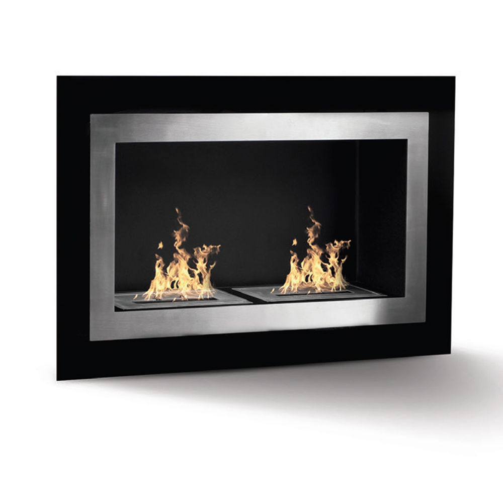 Biocamino a parete divina fire mod pechino www for Biocamino brico bravo
